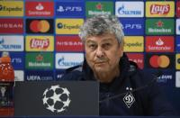 Tanggapan Pelatih Dynamo Kiev soal Absennya Lionel Messi