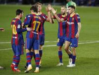 Barcelona Cuma Butuh Tiga Poin untuk Lolos ke Babak 16 Besar Liga Champions