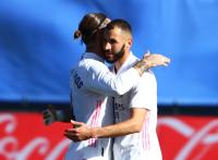 Tanpa Ramos dan Benzema, Real Madrid Bisa Apa Dihadapan Inter?