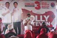 Bertemu Majelis Ta'lim Manado, Olly: Pemimpin yang Baik Tidak Boleh Bohongi Rakyat!