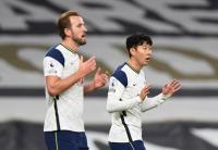 Son Heung-min dan Harry Kane, Kunci Menggilanya Tottenham di Liga Inggris 2020-2021