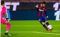 Fabregas Komentari Rumor Masa Depan Messi di Barcelona