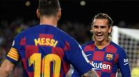 Griezmann Tak Sangkal Pernah Bikin Lionel Messi Kecewa
