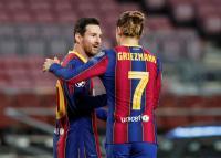 Bantah Tuduhan sang Mantan Agen, Griezmann Langsung Klarifikasi ke Lionel Messi
