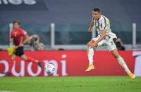 Cristiano Ronaldo Sumber Gol Juventus di Liga Italia Tahun Ini