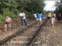 Pamit Main, 2 Remaja Tewas Tersabar Kereta