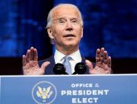 Transisi Pemerintahan AS ke Joe Biden Dimulai