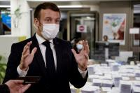 Lewati Puncak Gelombang Kedua, Prancis Longgarkan <i>Lockdown</i> Virus Corona