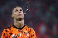 Cristiano Ronaldo Tak Mau Tukar Jersey karena Kesal Tak Cetak Gol