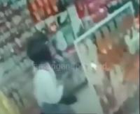 Viral di Medsos, Pelaku Pencurian Handphone Diamankan Polisi