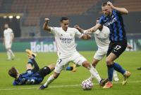 Penyebab Inter Milan Kalah 0-2 dari Real Madrid di Liga Champions 2020-2021
