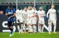 Real Madrid Tunjukkan Karakternya saat Hajar Inter Milan 2-0