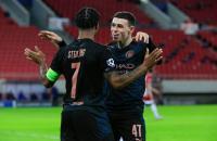 Jadi Pahlawan Kemenangan Man City atas Olympiakos, Foden: Terima Kasih Sterling!