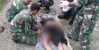Prajurit TNI Diserang KKB saat Patroli, 3 Orang Terluka