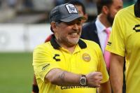 Diego Maradona Pernah Tak Terkalahkan dalam 136 Laga