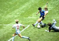 5 Statistik Brilian yang Dicetak Diego Maradona
