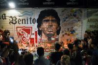 Agama Maradona dan 10 Perintahnya