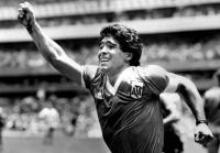 Legenda Sepakbola Indonesia Akui Lawan yang Paling Berkesan Adalah Diego Maradona