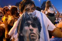 Maradona Ungkap Keresahan saat Wawancara Terakhir: Apakah Orang-Orang Masih Mencintaiku?