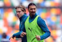 Bermain Tanpa Zlatan Ibrahimovic, AC Milan Tidak Gentar