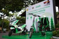 Grab Perkuat Ekosistem Kendaraan Listrik Nasional, Hadirkan Kendaraan Listrik Umum di Bali