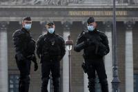 Polisi Prancis Diskors karena Pukuli Warga Kulit Hitam