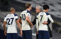 Jose Mourinho Tingkatkan Skuad Tottenham