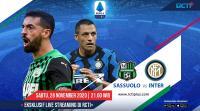 Sassuolo vs Inter Milan Bisa Disaksikan Secara Live Streaming di RCTI+