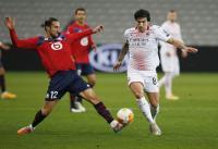 Lille dan Milan Masih Sama Kuat di Babak Pertama