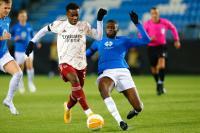 Sengit, Arsenal Masih Kesulitan Bobol Gawang Molde di Babak Pertama