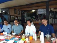 Sarapan Soto Bareng, Zulkifli Hasan Titip Empat Poin Pada Gibran, Apa Saja?