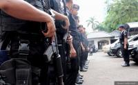 142.507 Aparat Gabungan Amankan Pilkada di Jatim