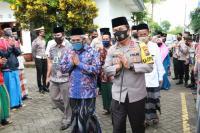 Perkuat Sinergitas, Kapolda Jatim Silaturahmi ke Ulama