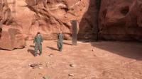 Misteri Tugu Logam Gurun Utah Mirip Benda di Film 2001: A Space Odyssey
