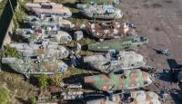 Penampakan Kuburan Ribuan Alat Perang Uni Soviet, dari Tank sampai Jet Tempur