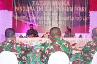 Panglima TNI dan Irwasum Polri Bertemu Tokoh Agama & Adat Papua