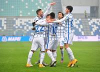 Inter Milan Bungkam Sassuolo Tiga Gol Tanpa Balas