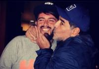 Tak Bisa Hadiri Pemakaman sang Ayah, Diego Maradona Jr Kirim Pesan Menyentuh