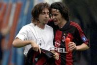 Jelang Benevento vs Juventus, Inzaghi Kenang Pertemanan dengan Pirlo di Milan