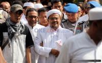 Soal Tes Swab Habib Rizieq, FPI: Hasilnya Sudah Keluar