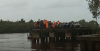 Angin Kencang Hantam Nelayan Mempawah, Dua Dikabarkan Hilang