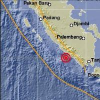 BMKG: Gempa M5,1 di Kaur Bengkulu Tak Berpotensi Tsunami