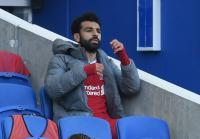 Klopp Tanggapi Kemarahan Mo Salah di Laga Brighton vs Liverpool