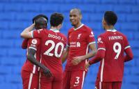 Lupakan Hasil Lawan Brighton, Henderson Enggan Keluhkan Badai Cedera Liverpool