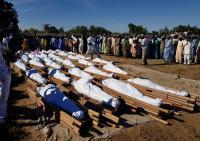 110 Orang Dibantai dalam Serangan Militan di Nigeria, Beberapa Dipenggal