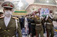 Ilmuwan Nuklir Iran Dibunuh Senapan Mesin yang Dikendalikan dari Jarak 150 Meter