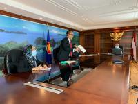 Dubes Sukmo: Panama Miliki Peran Penting Bagi Indonesia