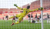 Man United Terancam Tak Diperkuat De Gea saat Menjamu PSG