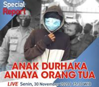 """Special Report"" iNews Hari Ini Pukul 15.30: Anak Durhaka Aniaya Orangtua"