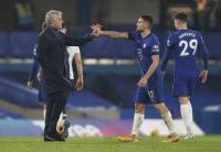 Pemain Tottenham Kesal Gagal Menang atas Chelsea, Mourinho Bahagia